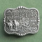 Montana Silversmiths 2007 Professional Rodeo Cowboys Trophy belt buckle