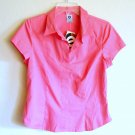 New Ellemenno stretch womens shirt top size L