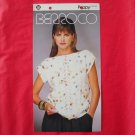 Vintage Berroco Poppy Cable Pullover knitting pattern # 684
