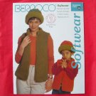 Berroco Softwear 9 Soft Cozy Knits for girls of all sizes patterns booklet  # 197
