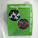 Mary Maxim Christmas Needlepoint Rocking Horses Ornament kit No 027156