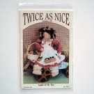 Twice As Nice Design Apple Of My Eye Doll Crafts Pattern No 184