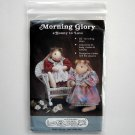 Gooseberry Hill Morning Glory Bunny To Love Dolls Crafts pattern # 132