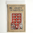 Blue Whale Designs Liberty Homestead Spring Time Quilts Crafts Pattern LH27