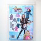 Simplicity Disney Hannah Montana Girls Plus Pants Sportswear Size AA 8 - 16 Sewing Pattern 2294