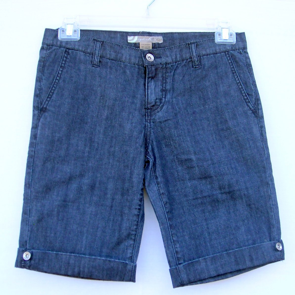 Angel Kiss Blue Denim Shorts Size 7