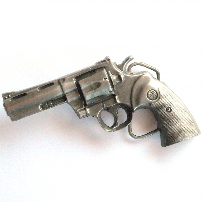 Smith Wesson Classics 1978 Bergamot Pewter Belt Buckle