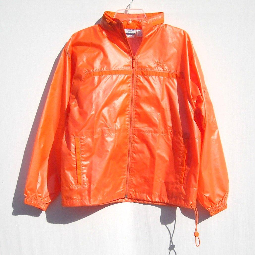 Reebok Outerwear Womens Red Orange color Jacket Size M