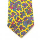 Vintage GAP Colorful Paisley Mens Necktie Tie