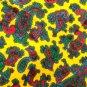 Vintage GAP Colorful Paisley Mens Necktie Tie