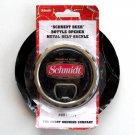 Schmidt Beer Pabst Bottle Opener Metal 3e Belt Buckle