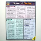 Spanish Verbs Quick Study Guide Academic BarCharts