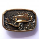 Mercedes Benz 540 Special Roadster Standard Brass Belt Buckle