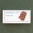 Mississippi Rebel Tie Tac Pin
