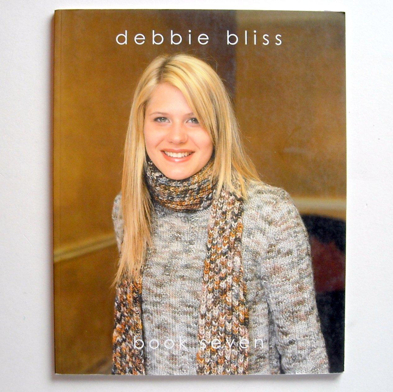 Debbie Bliss Book Seven pattern book