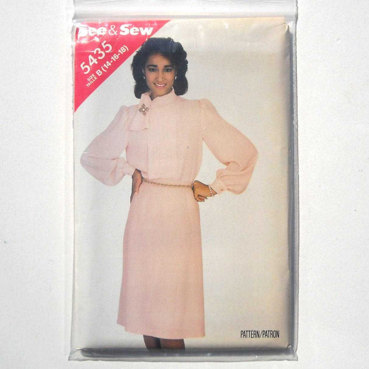 Butterick Sewing Pattern 5435 Size 14 - 18 See Sew Misses Blouse and Skirt