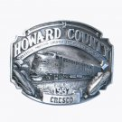 Cresco Howard County Limited Edition Pewter Belt Buckle