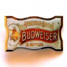 Anheuser Busch Budweiser In Bottles belt buckle