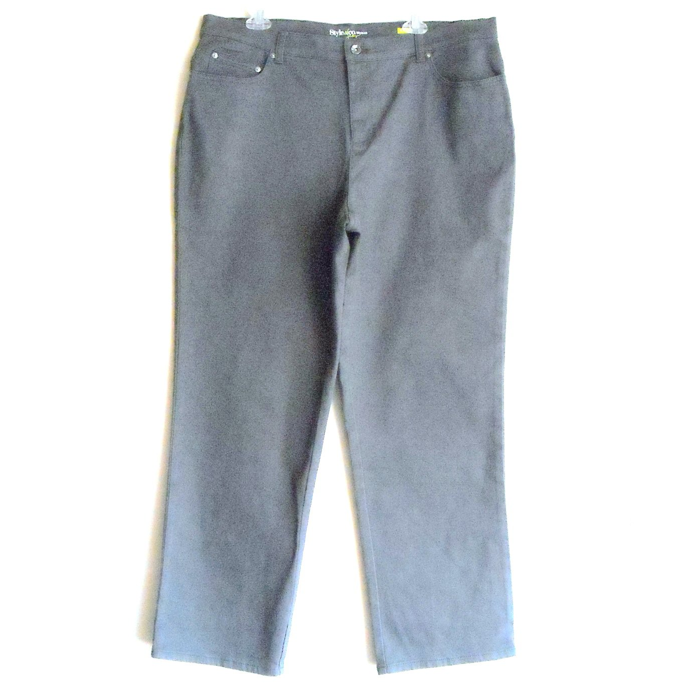 Style & Co Womens Easy Jeans Pants Size 18 W