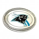 Carolina Panthers Great American Products Fine Pewter NFL Belt Buckle