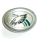 Philadelphia Eagles Great American Products Fine Pewter NFL Belt Buckle