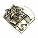 Pittsburgh Pirates Baseball MLB Pewter GAP Belt Buckle