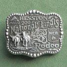 Montana Silversmiths 2007 Professional Rodeo Cowboys Trophy belt buckle