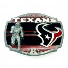 Texans NFL National Football Officially Licensed Licensed GAP Belt Buckle