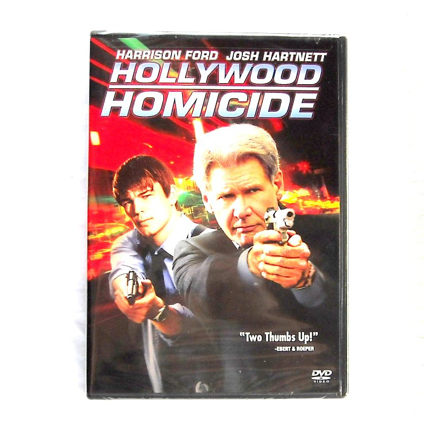 Hollywood Homicide Harrison Ford DVD