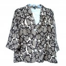 East 5th Petite Womens Blouse Shirt Size PXL