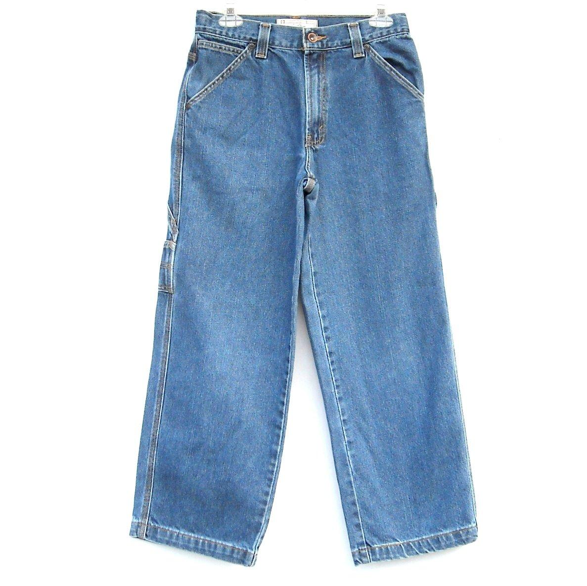 Levi Strauss Signature Blue Jeans Size 16