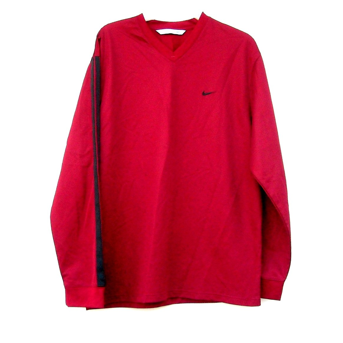 Nike Vneck Maroon Red Training Top