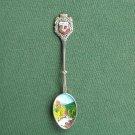 Cherokee N.C. Miniature Souvenir Spoon