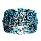 Hesston 1999 Professional Rodeo Cowboys belt buckle