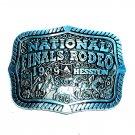 Hesston 1999 Professional Rodeo Cowboys Belt Buckle