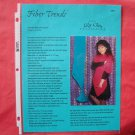 Fiber Trends Lily Chin Collection Pocketed Stoles and Scarves pattern