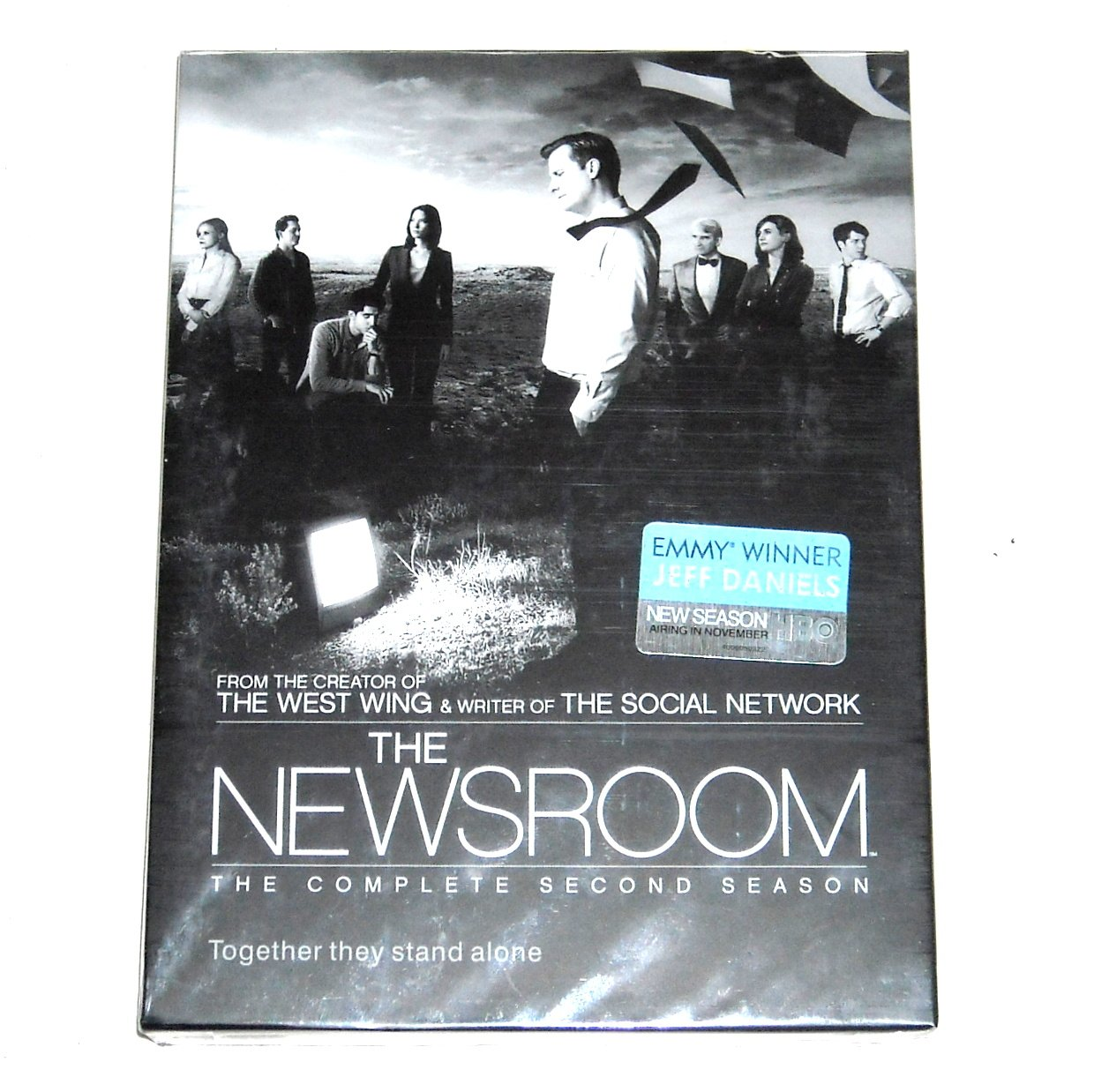 HBO The Newsroom Season 2 Complete Second Season DVD