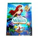 The Little Mermaid Platinum 2 Disc Edition Walt Disney DVD