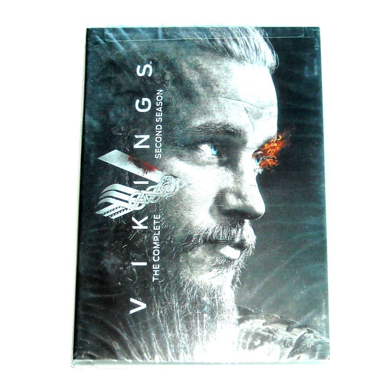 Vikings The Complete Second Season DVD
