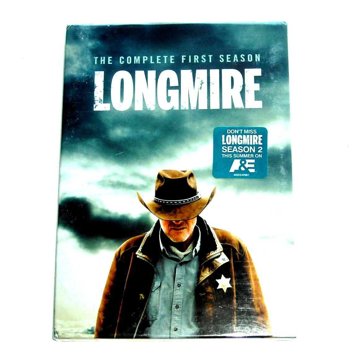 Longmire The Complete First Season DVD