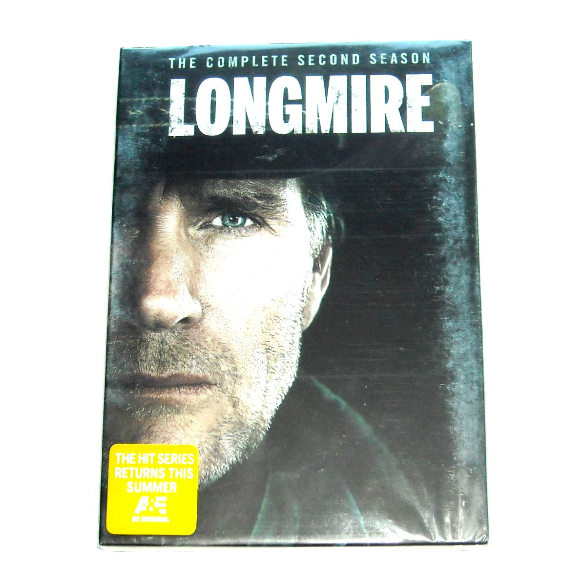 Longmire The Complete Second Season DVD