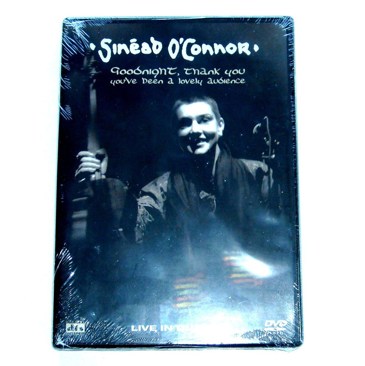 Sinead O'Connor live in Dublin DVD
