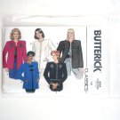 Jacket Misses Size 12 Vintage Butterick Sewing Pattern 6954