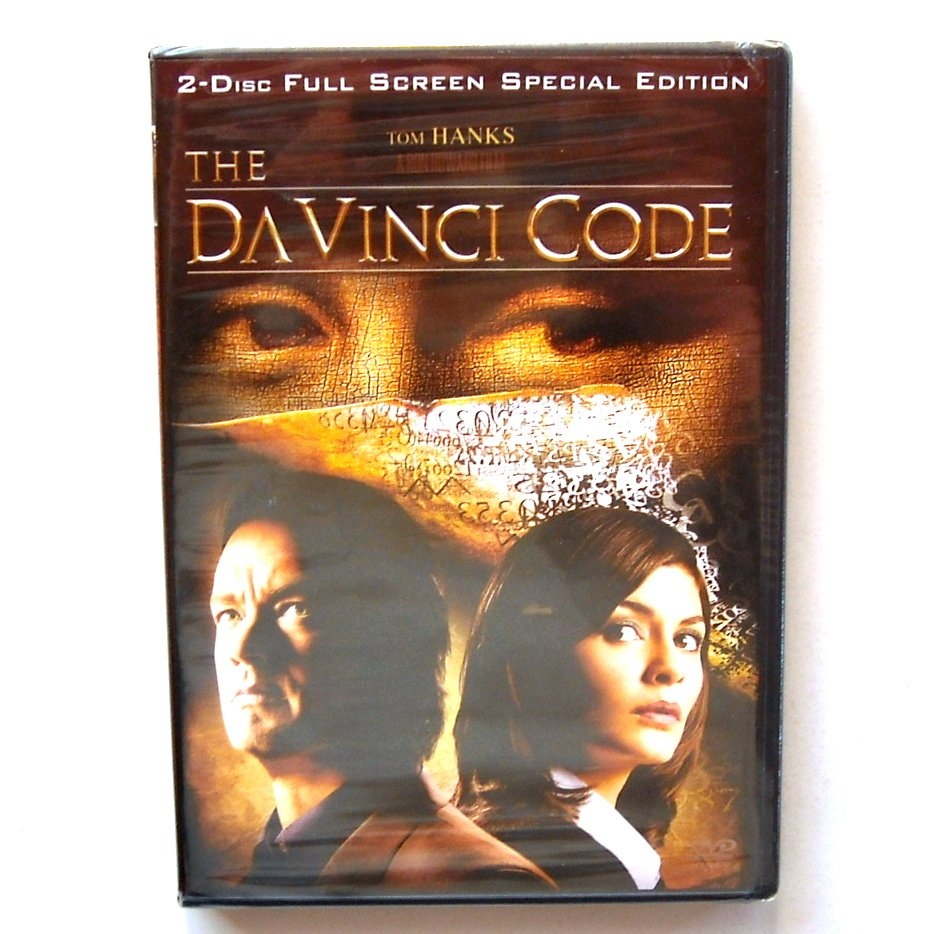 Da Vinci Code 2 Disc Edition Full Screen DVD