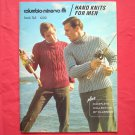 Vintage Columbia Minerva Hand Knits For Men Patterns