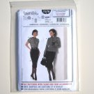 Misses Jacket Top Skirt Burda Sewing Pattern 7576