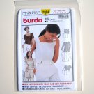 Misses Top Blouse Tunic Burda Sewing Pattern 2964
