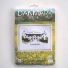 Permin Of Copenhagen Schackenborg Danmark Cross Stitch Kit