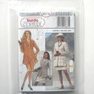Misses Jacket Skirt Burda Couture Sewing Pattern 3874
