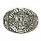 United States Of America Seal Tony Lama Belt Buckle